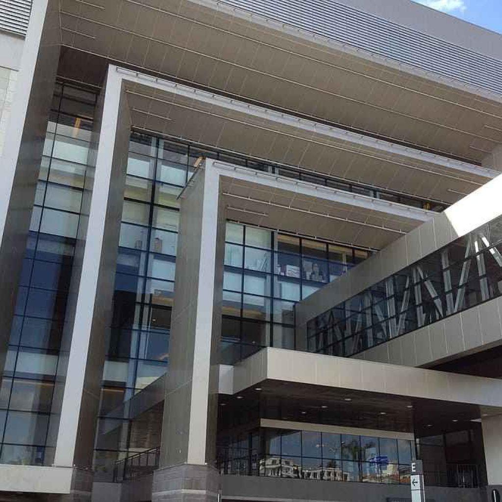 طراحی نمای کامپوزیت بیرونی ساختمان